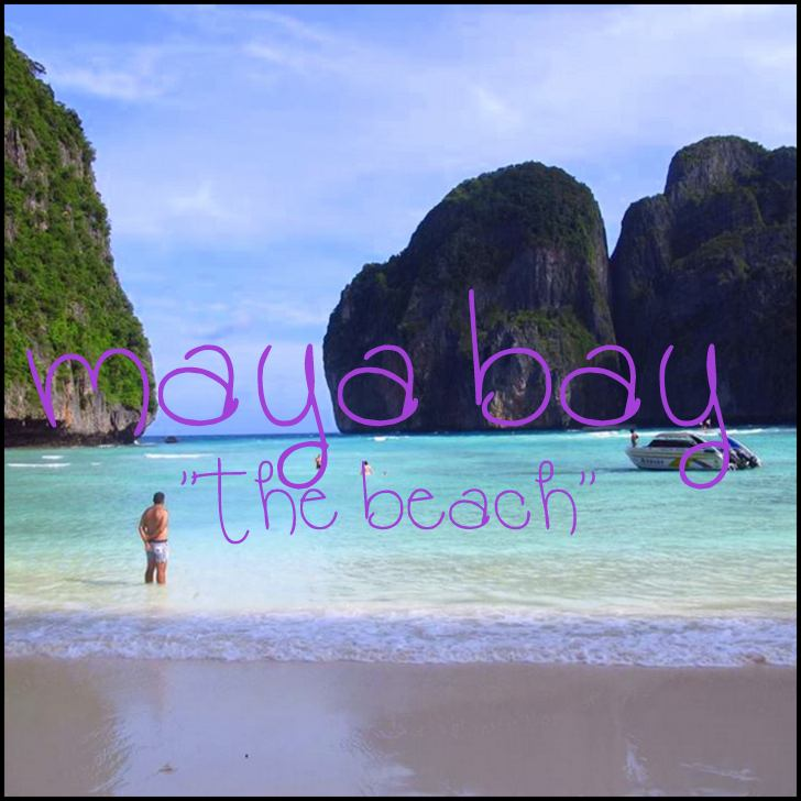 Long Beach Koh Phi Phi: 10 Tips For Maya Bay