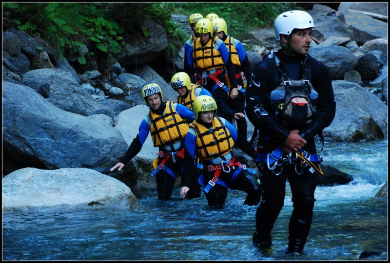 canyoning saxeteen interlaken