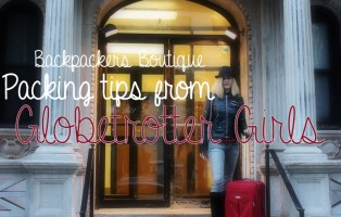 packing tips from Globetrotter Girls