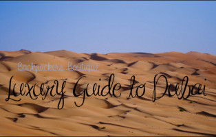 luxury guide to dubai dunes