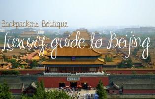 forbidden city Luxury guide to Beijing