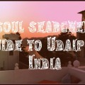 udaipur india soul searching