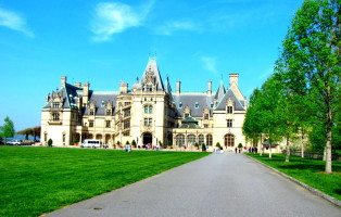biltmore, charlotte, north carolina, sightseeing, mansions, biggest house in america, richie rich
