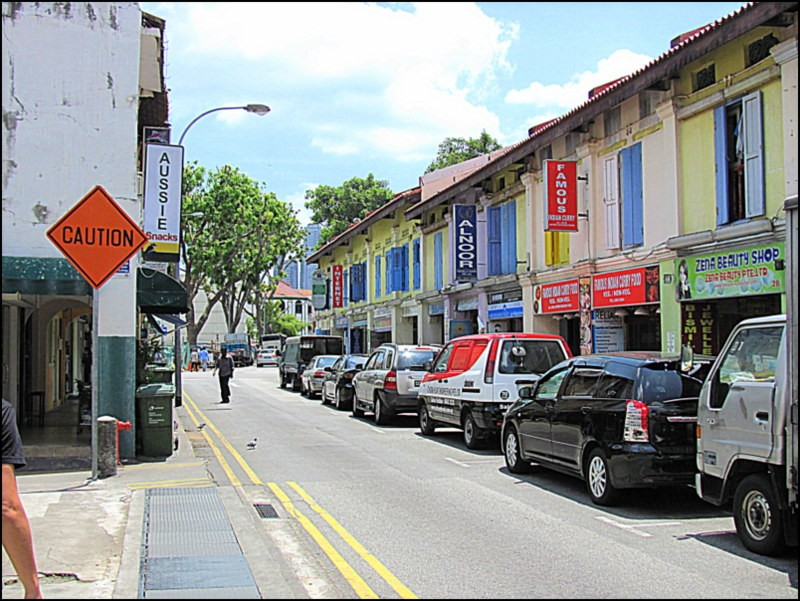 singapore guide neighborhoods
