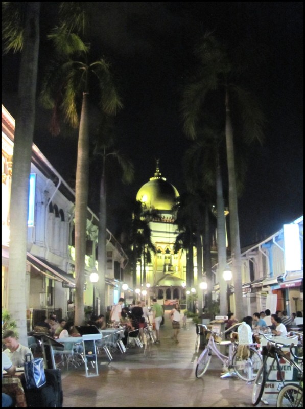 singapore guide neighborhoods arab street