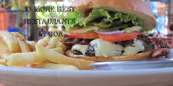 best restaurants goa