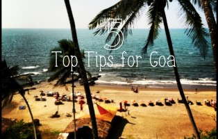 goa top tips
