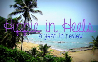 hippie in heels one year blogging tips