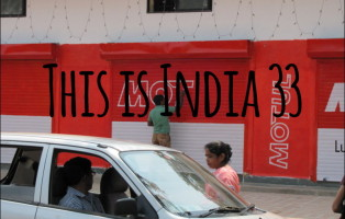 advertisement painting india