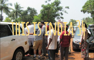 car accidents india