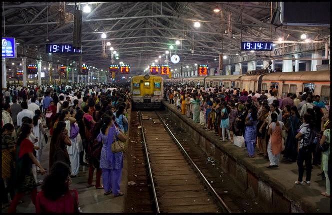 travel india train