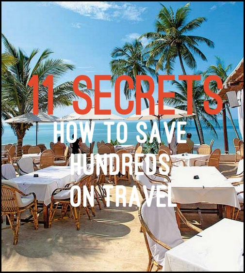 11 secrets to save money perks of traveling off season