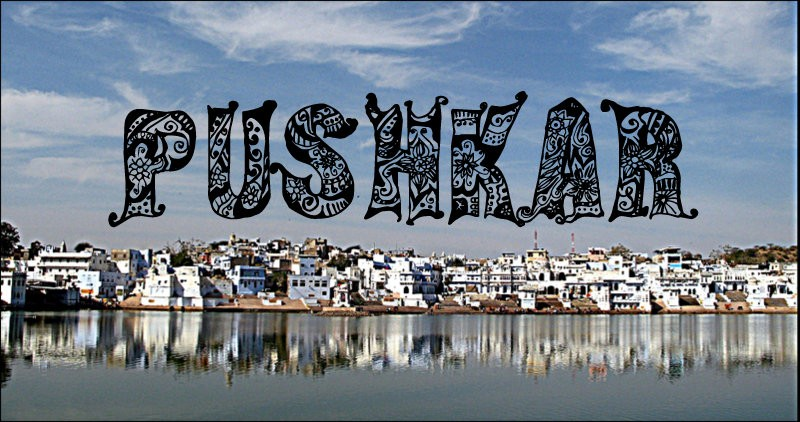 pushkar india backpacking