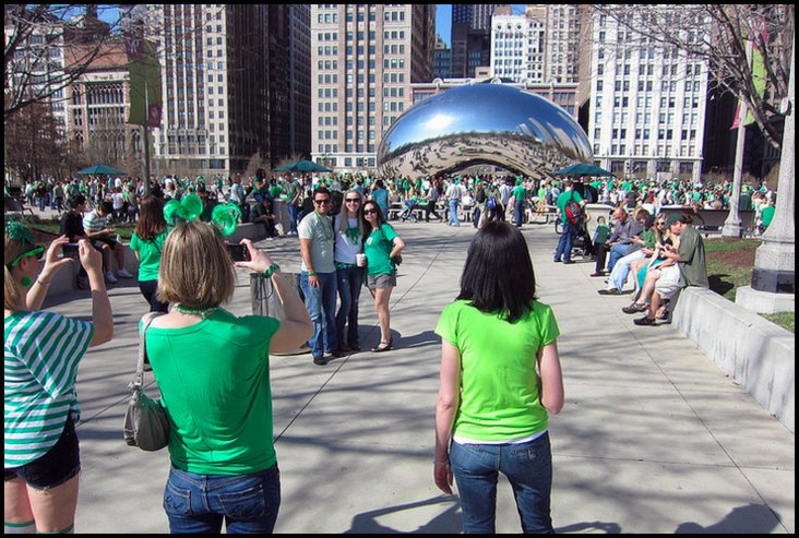 st patricks day chicago tips