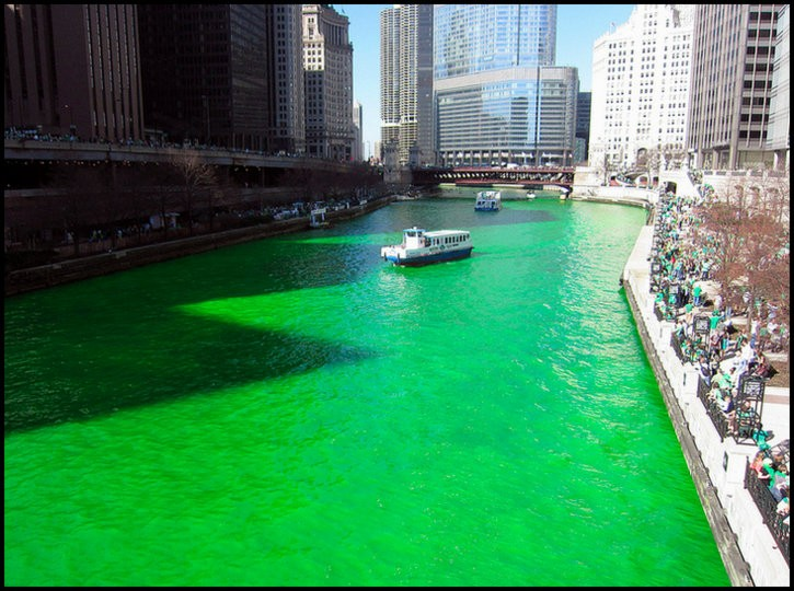 st patricks day tips chicago