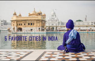 5 favorite cities in india amritsar