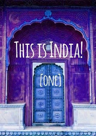 this is india one