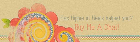 buy hippie in heels a chai