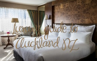 luxury guide to auckland nz