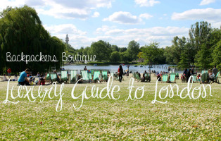 luxury guide to london