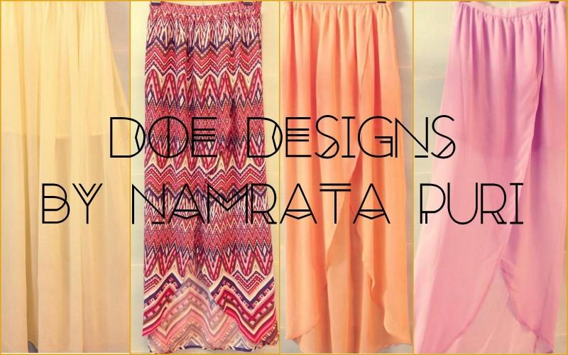 international boho chic designers namrata puri doe designs