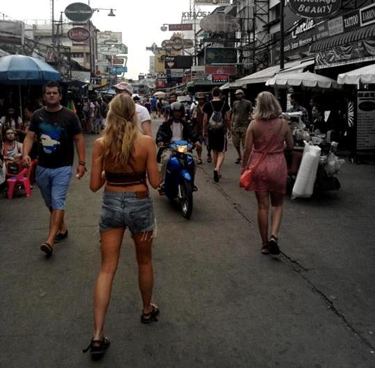 hippie in heels bangkok
