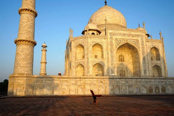 backpacking India 2 months