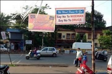 nigeria riot in goa