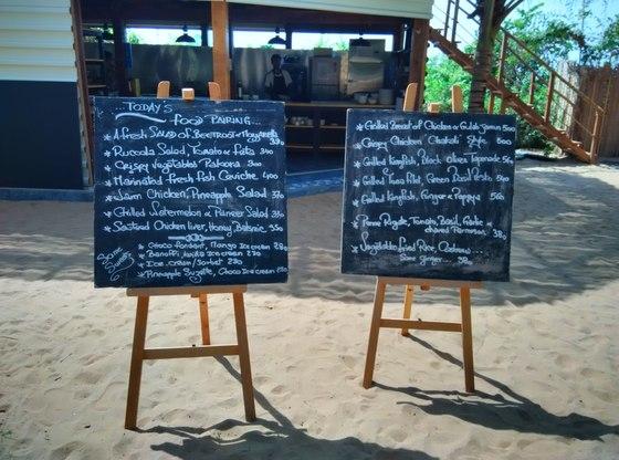 new restaurants in north goa