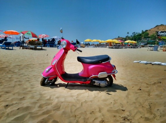 tips for renting a scooter in goa, how to rent a house in goa