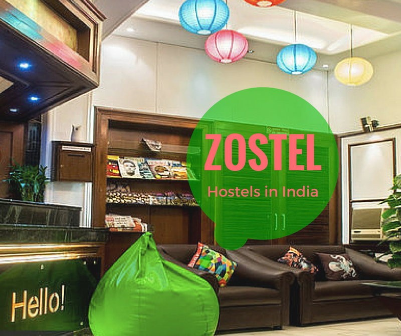 zostel hostels in india