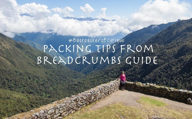 packing tips from breadcrumbs guide