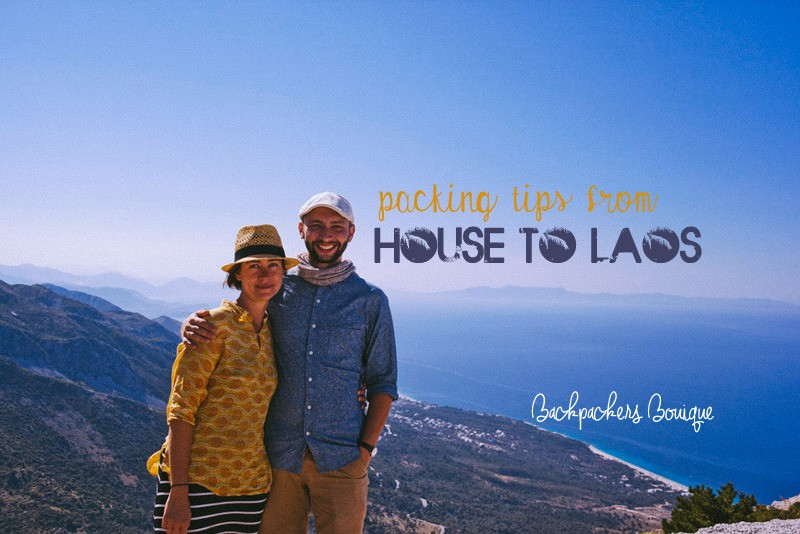 packing tips from house to laos