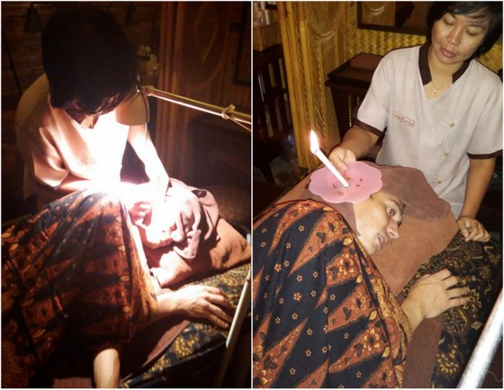what is ear candling