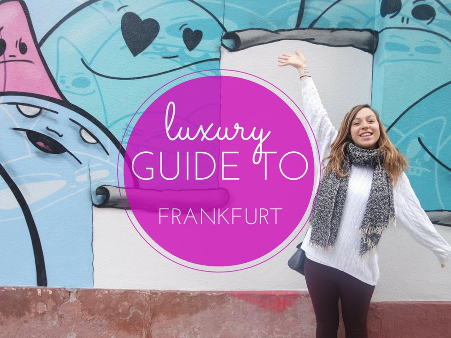 luxury guide to Frankfurt