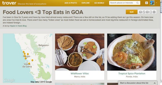 trover app review