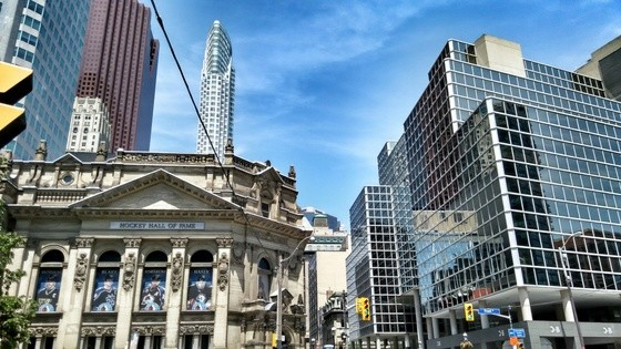 A family vacation in Toronto