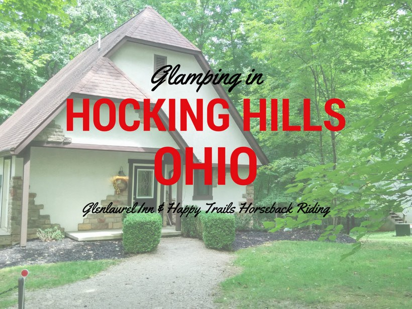 Glamping in Hocking Hills