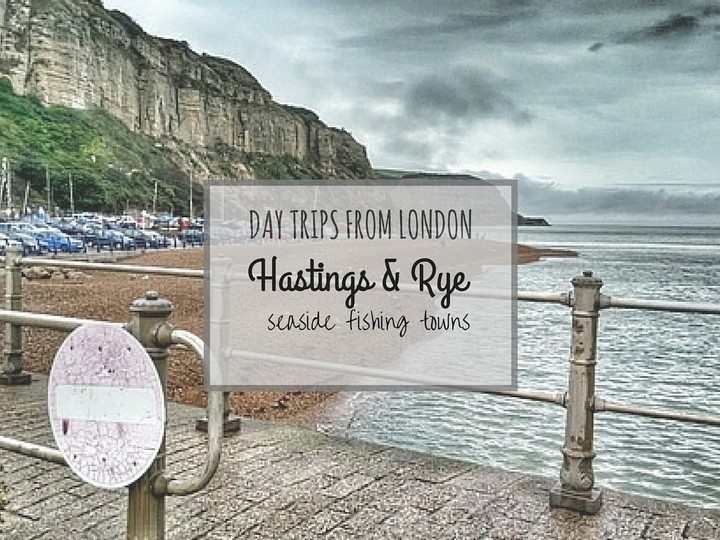 English Seaside |A Day in Hastings and Rye