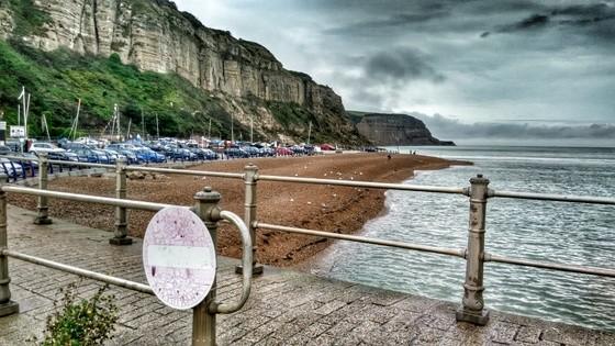 hastings coast sussex england