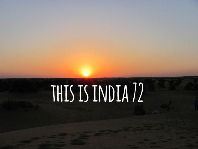 this is india 72