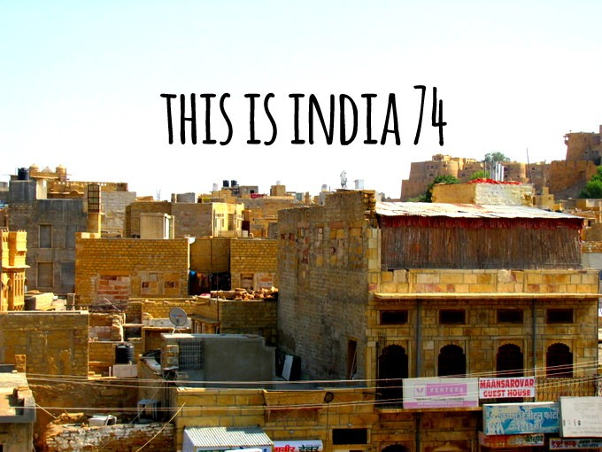 this is india 74