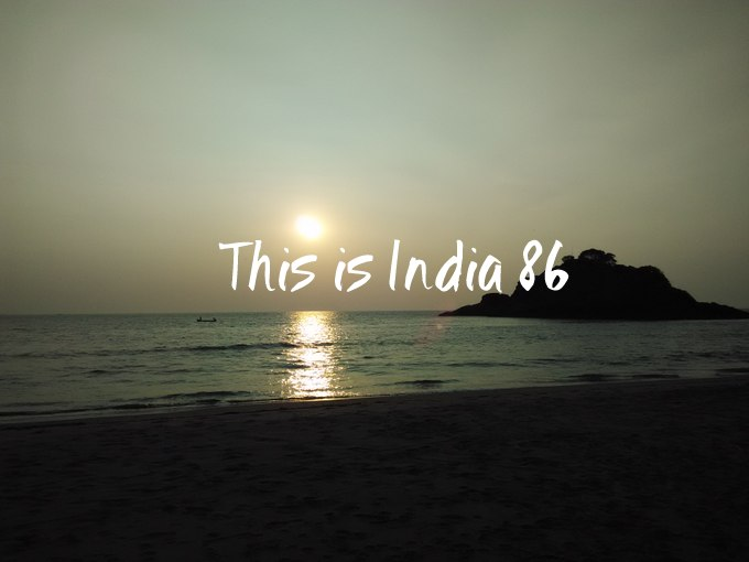 this is india 86