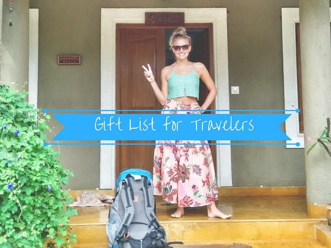 Best Gifts for Travelers 2015