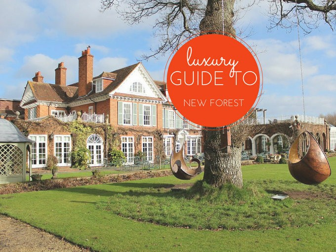 Luxury Guide to New Forest