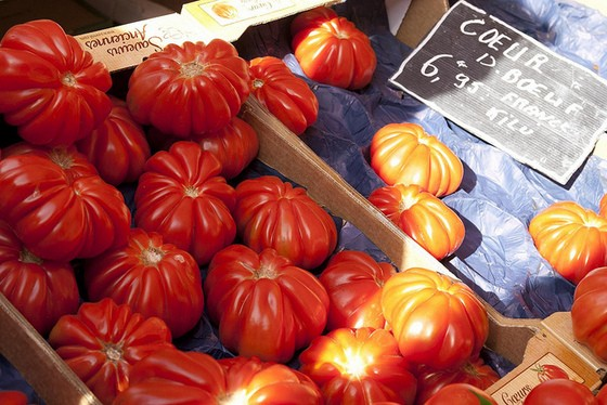luxury guide to nice france markets