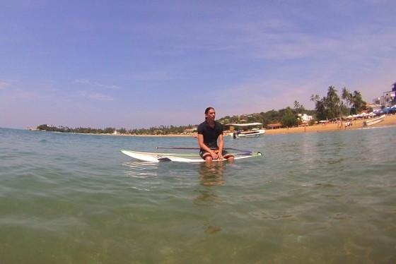 adventure in unawatuna snorkel
