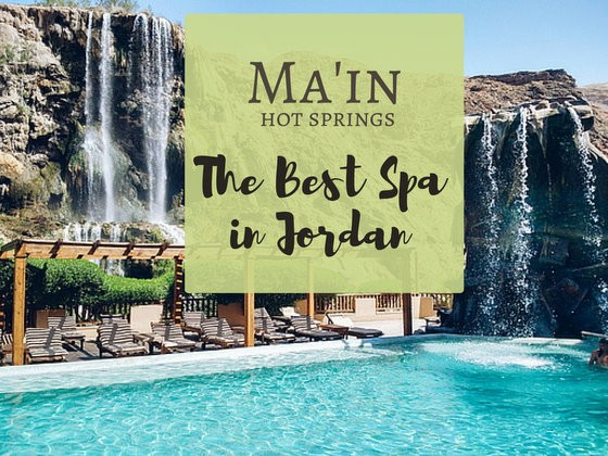 best spa in jordan