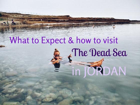 Tips For The Dead Sea In Jordan Hippie In Heels