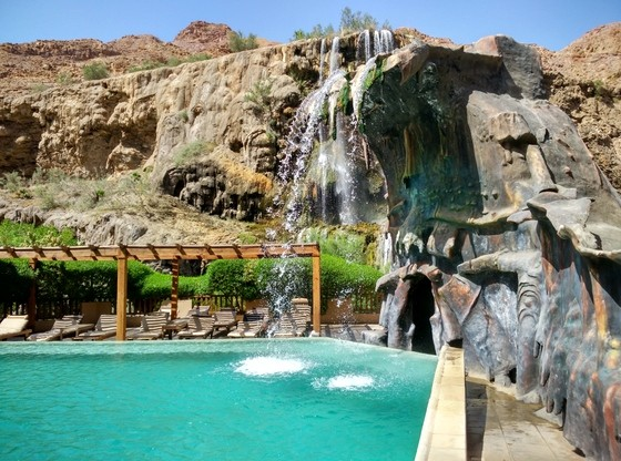 ma'in The Best Spa in Jordan